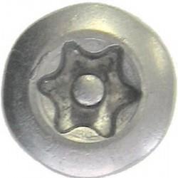 Vis torx n20 4x10 sinthesi steel - URMET VTR7053
