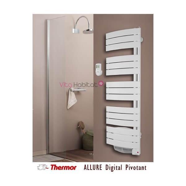 Porte serviette electrique mains radiateur ud radiateur for Radiateur electrique porte serviette salle bain