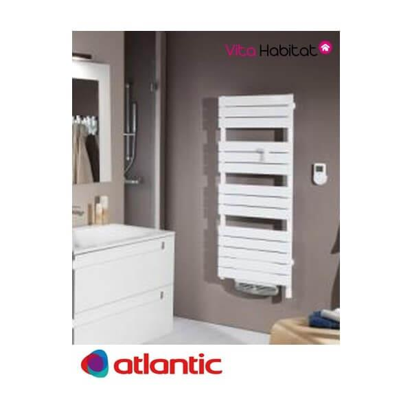 Seche serviette mixte atlantic awesome seche serviette - Radiateur seche serviette atlantic ...