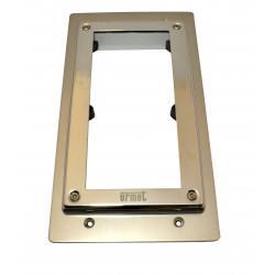 Adaptateur 2 modules p/ 1155/62 - URMET 1158/802