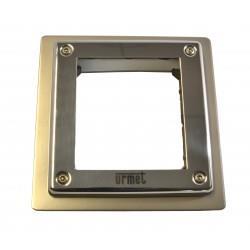 Adaptateur 1 module p/ 1155/61 - URMET 1158/801