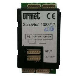 Ext digitalisateur bibus & 2voice 16 bp - URMET 1083/17
