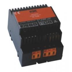 Alim 12vcc/5a regulée 4 modules - URMET AL12/5A