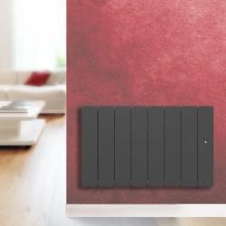 Radiateur Fonte PEGASE Smart ECOControl 750W Bas GRIS - APPLIMO 0011952SEHS