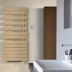 Sèche-serviette ACOVA - FASSANE SPA  + AIR Asymétrique à droite eau chaude 1594W (594W + 1000W) FR118-055IFS