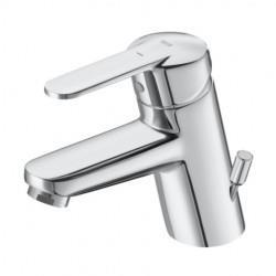 Mitigeur pour lavabo avec tirette latérale Victoria-L - ROCA A5A3B25C0F