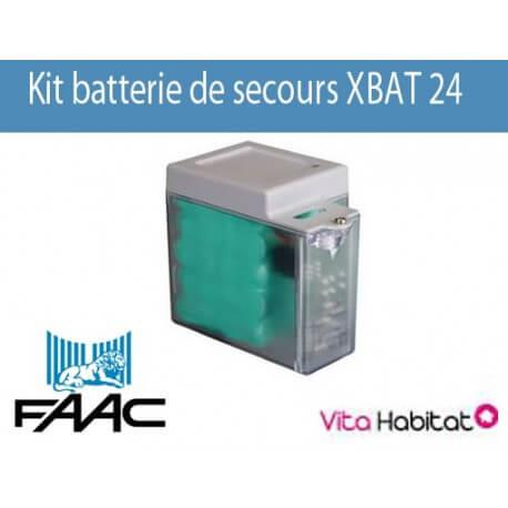 Kit batterie de secours XBAT 24 - 390923
