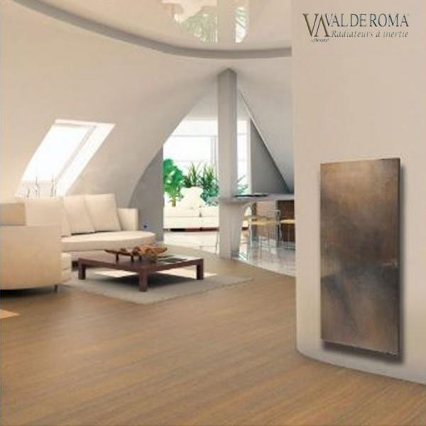 radiateur inertie tactilo vertical valderoma. Black Bedroom Furniture Sets. Home Design Ideas