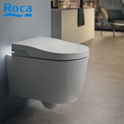 Toilette lavante - IN WASH Inspira suspendue blanc - ROCA A803060001