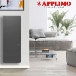 Radiateur Fonte LENA Smart EcoControl 1000W Vertical - APPLIMO 12173SEHS