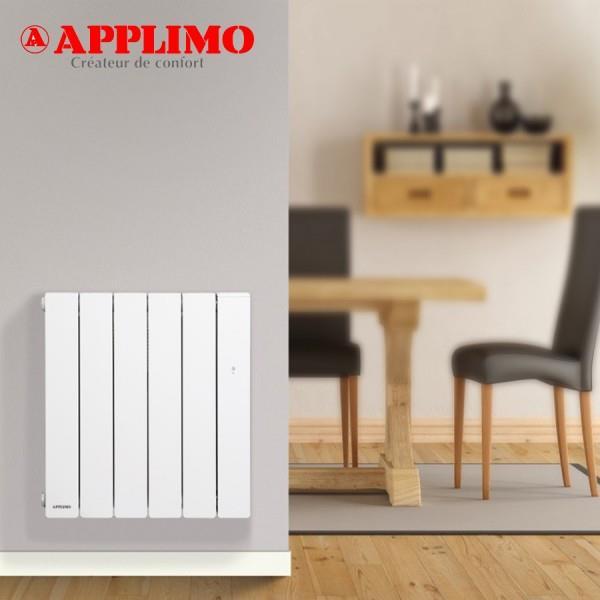 radiateur inertie fluide applimo novafluid smart. Black Bedroom Furniture Sets. Home Design Ideas