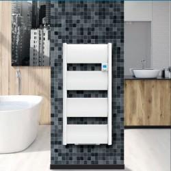 Sèche-serviettes électrique APPLIMO SOLENE Soufflant 1500W (500W+1000W) - 16195FD