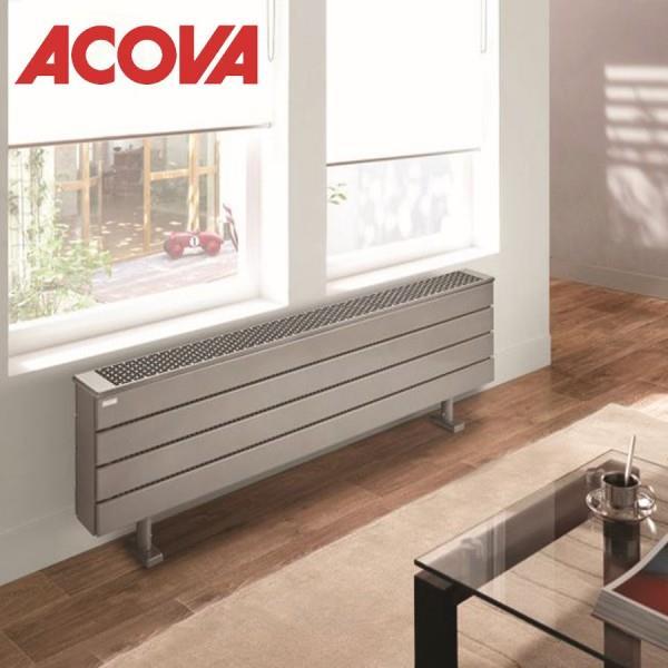 radiateur electrique acova fassane plinthe 1500w inertie. Black Bedroom Furniture Sets. Home Design Ideas