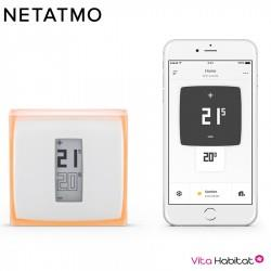 Thermostat connecté NETATMO - NTH01-FR-EC