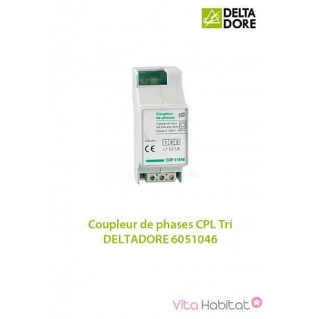 Coupleur de phases CPL Tri - DELTADORE 6051046