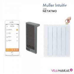 Module Muller Intuitiv with Netatmo Gris - AIRELEC - NEN9241AAHS