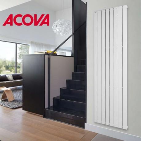 Radiateur électrique ACOVA - FASSANE Premium Vertical 750W - inertie fluide - THXP075-150GF