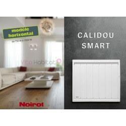 Radiateur Noirot CALIDOU Smart Horizontal