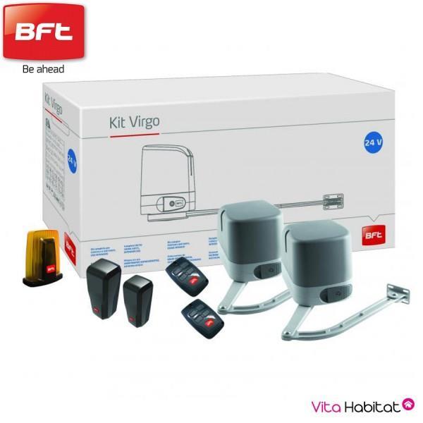 Kit Virgo Motorisation Bft Portail A Battant R930144 00001