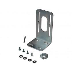 Etrier de support moteur pour portes sectionnelles avec motoréducteurs CAME C009