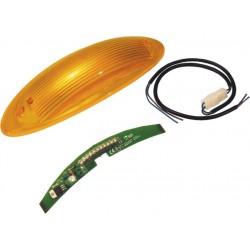 Clignotant intégré à coupole CAME G02801