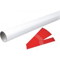 Lisse tubulaire Ø60mm L= 3000mm CAME G03002