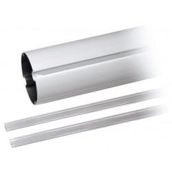 Lisse tubulaire elliptique L= 4000mm CAME G03752