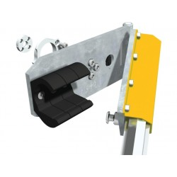 Attache porte-lisse à enfoncement CAME G04003