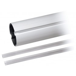 Lisse tubulaire Ø100 L=6000mm CAME G06000