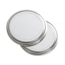 Conditionnement de 2 batteries au lithium 3V DC CR2016 CAME P3V