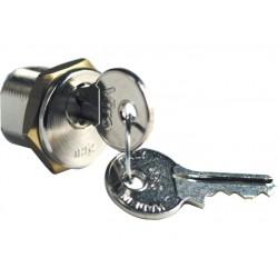 Cylindre serrure avec clé DIN CAME R001