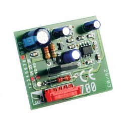 Carte décodage et gestion de contrôle des accès avec capteurs et cartes transpondeur CAME R700