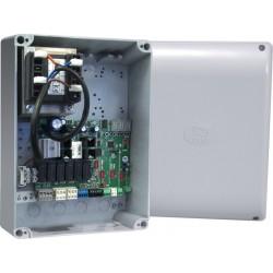 Armoire de commande multifonctions 230V pour 1-2 moteurs 24V CAME ZL65