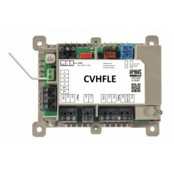 CVHFLE : micro-centrale radio - 2 portes - Gestion en L/E