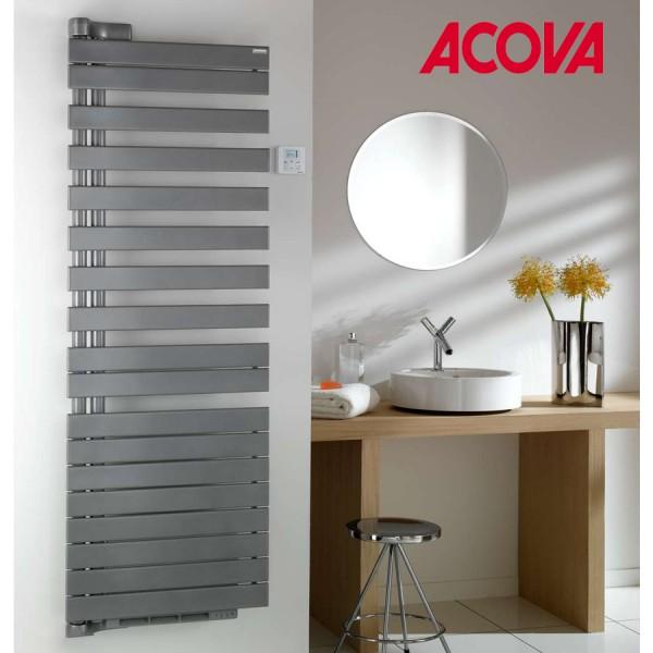 Sèche-serviette Soufflant ACOVA - REGATE Twist + Air électrique ...
