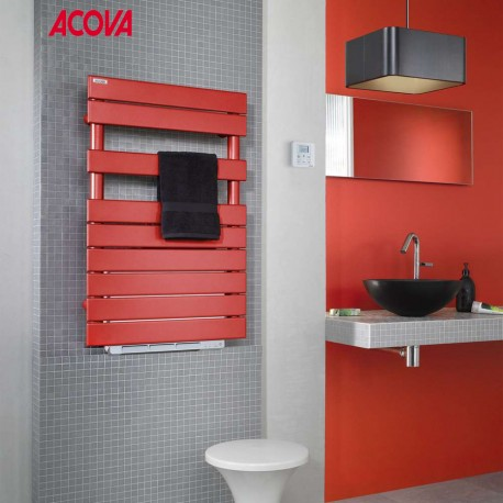 Sèche-serviette Soufflant ACOVA - REGATE + AIR électrique 1500W (500W+1000W) TSX050-050IFS