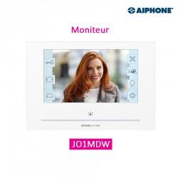 """Moniteur maître écran 7"""" avec module Wi-Fi intégré AIPHONE - JO1MDW 130412"""