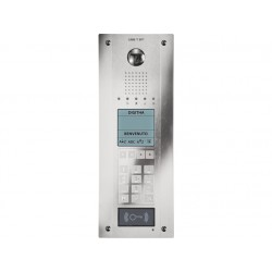 DDVC/08 VR ELU-Entry Panel CAME 62080040