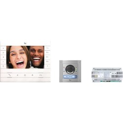 Kit MTM Vidéo 1M + LUXO avec convertisseur CAME 8K40CF-006