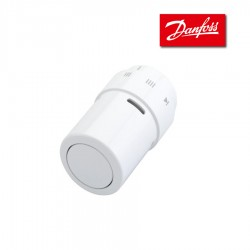 Tête thermostatique blanche design RAX - DANFOSS - 013G6070