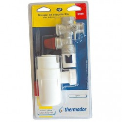KIT GROUPE DE SECURITE 3/4 + SIPHON - THERMADOR BGSS