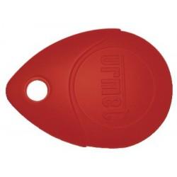 Cle de proximite 13.56 rouge - URMET MEMOPROX/R