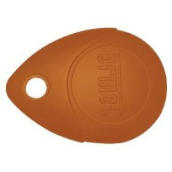 Cle de proximite 13.56 orange - URMET MEMOPROX/O