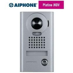 Platine de rue JKDV pour portier vidéo AIPHONE Platine de rue en saillie - 2 fils - 130211