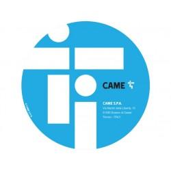 PRGSM Kit de programmation PC CAME 846XC-0130