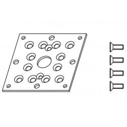 Plaque multitrou pour MOM5 et MO6 CAME YM0111