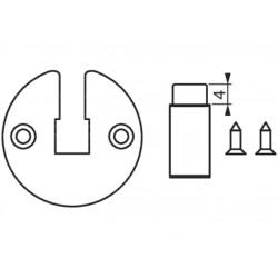 Dispositif de protection Q10 H4 pour MO4 CAME YM0151