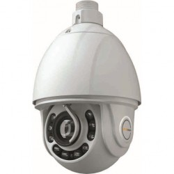 IP SPEED DOME Optique et angle motorisés ANTIVANDALE IK10 CAME 848CA-0360