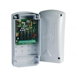 Module radio quadricanal pour l'extérieur IP54, en 230V CAME RBE42