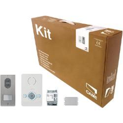 Kit portier audio BIANCA avec alimentation CAME CK0001FR